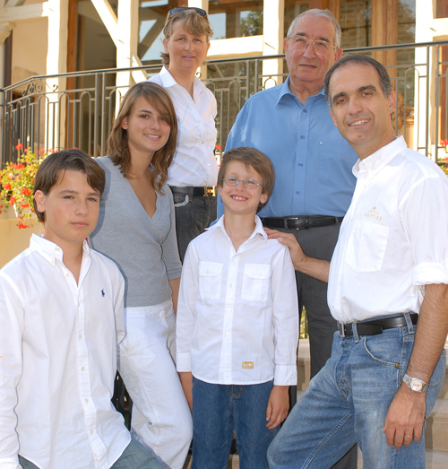 Drappier family web