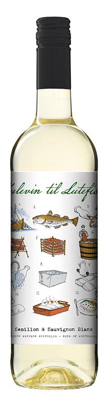 drikke til lutefisk